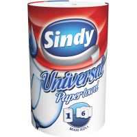 Sindy Universal 1 roll 2-ply
