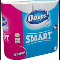Ooops! Smart 2-ply  4 rolls