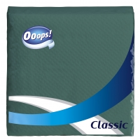 Ooops! Classic 45 pieces 1-ply, coloured