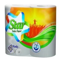 Star 4 tekercses 2 rétegű
