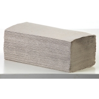 Z-fold natural 20x200 sheets 1-ply