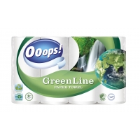 Ooops! Greenline 4 rolls 2-ply
