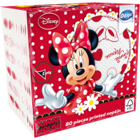 Ooops! Minnie Mouse 80 pieces 1-ply napkin