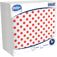 Ooops! Smart 45 pieces 1-ply, pattern