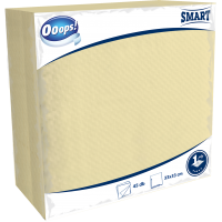 Ooops! Smart 45pcs 1-ply Napkin Color 33x33 cm