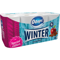 Ooops! WINTER toilet paper (3-ply)