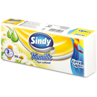 Sindy Chamomile 3-ply 100 pieces